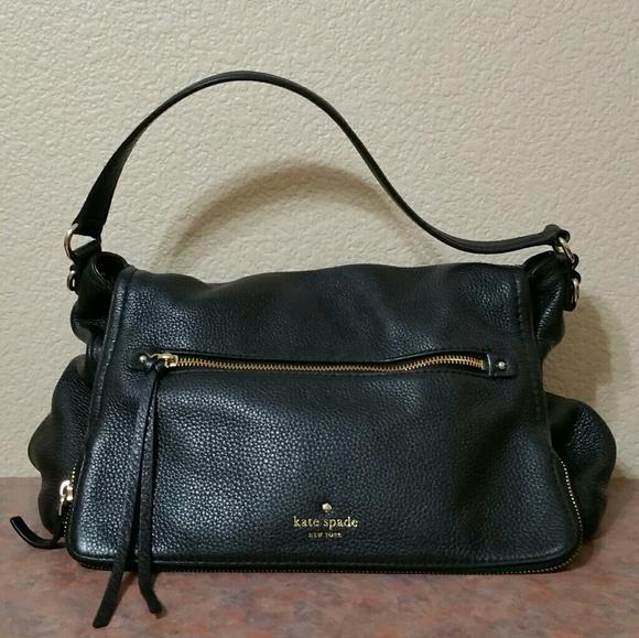 kate spade Handbags - kate spade soft leather handbag 8c4d9124af112